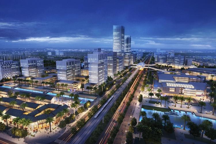 Dự Án Đông Sài Gòn New City - Khu Đô Thị Swan Park