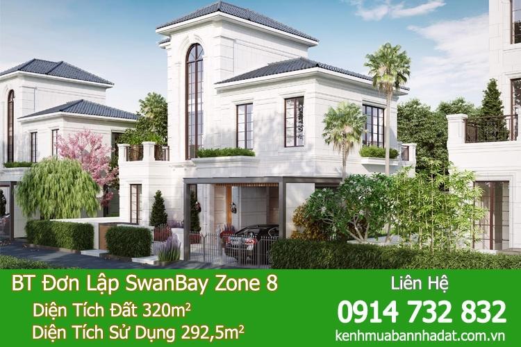 Dự Án Swan Bay Zone 8 - Khu Marina Villa ( Khu Zone 8 )