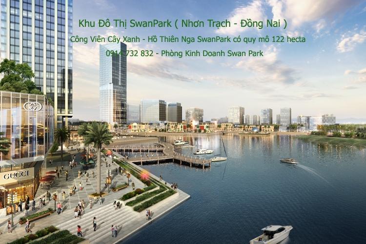 Dự Án Swan Park Nhơn Trạch Đồng Nai - Khu Đô Thị SwanPark