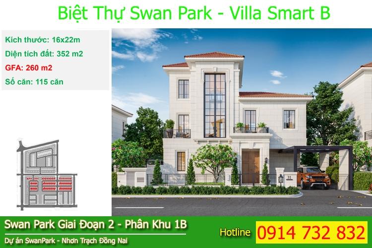 Swan Park - Giai Đoạn 2 ( Phân Khu 1B )